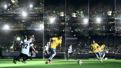 Nike Hypervenom: Mirrors ft. Neymar Jr.