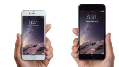 Apple – iPhone 6 and iPhone 6 Plus