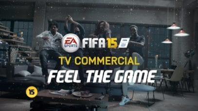 FIFA 15 – Official TV Commercial