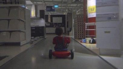 IKEA: Halloween 2014