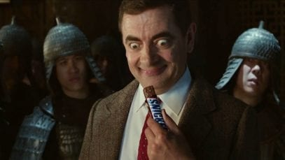 Snickers: Mr Bean Kung Fu