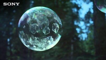 Sony: Ice Bubbles in 4K