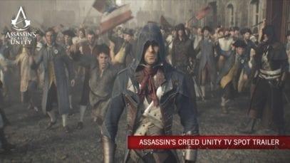 Ubisoft: Assassin's Creed Unity