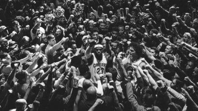 Nike: Together – LeBron James