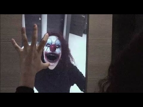 Pepsi Max: Monster Mirror Prank