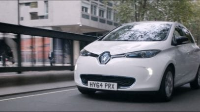 Renault ZOE: All Is Calm