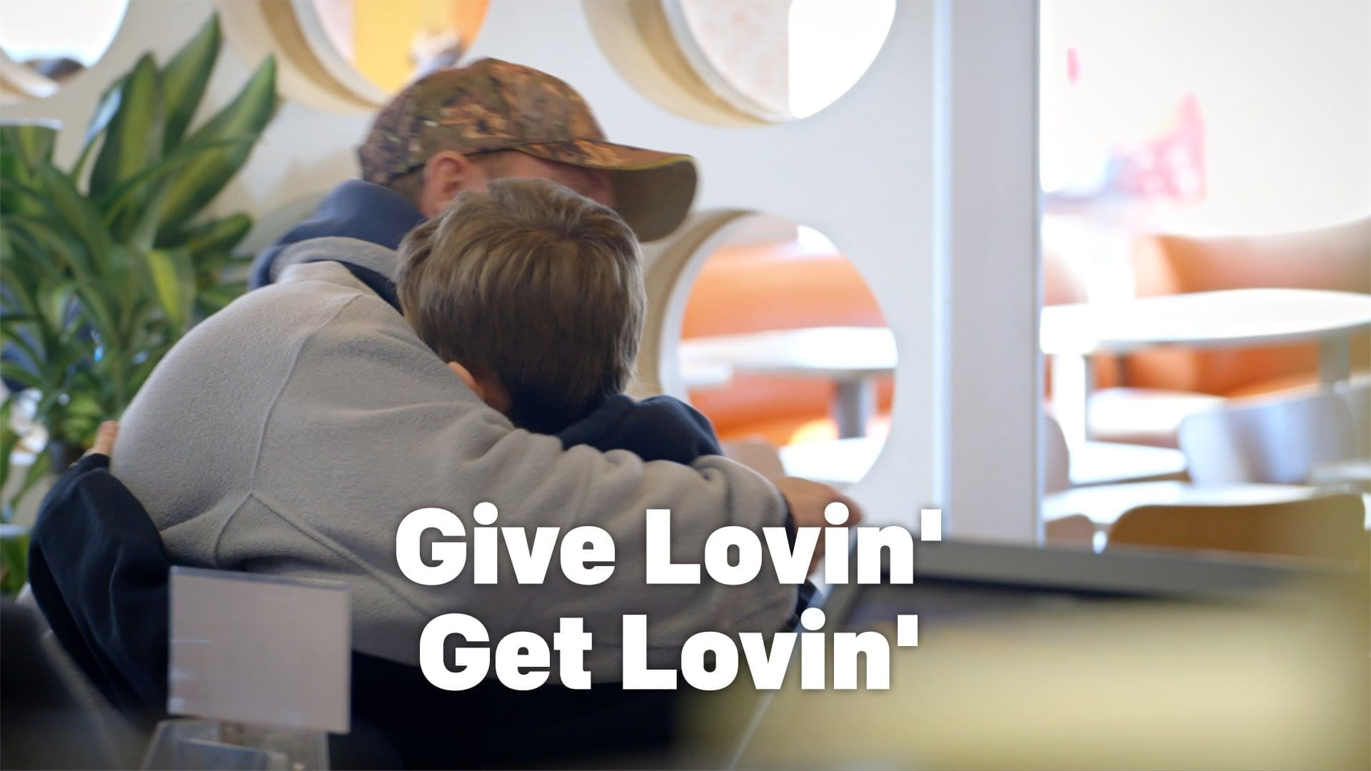 McDonald's: Pay With Lovin'