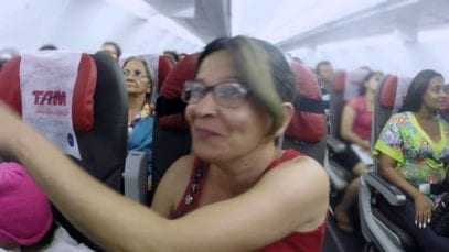TAM Airlines: Family Safety Instructions