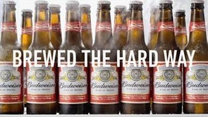 Budweiser: Brewed The Hard Way – Super Bowl