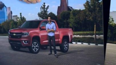Chevrolet: Sexier – 2015 Super Bowl commercial