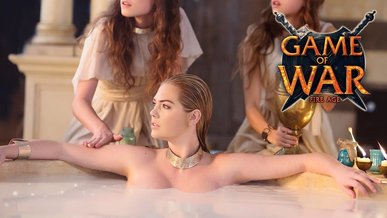 Game of War: Who I Am – 2015 Super Bowl Commercial