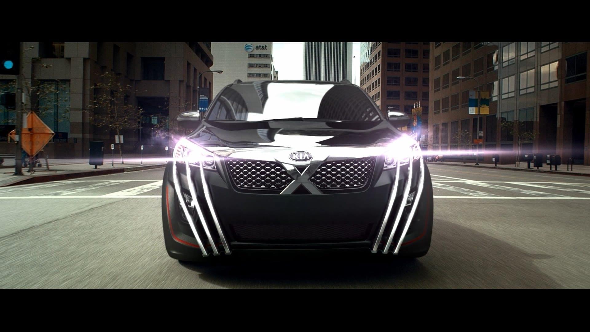 Kia Kia X Men Daily Commercials