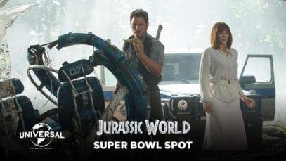 Universal Pictures: Jurassic World – Super Bowl
