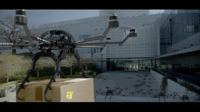 AUDI: The Drones