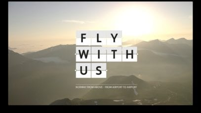Avinor: Fly with us