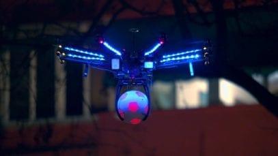 Pepsi Max: Drone Football