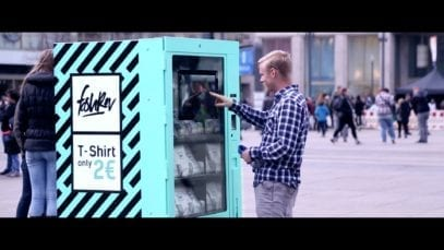 The 2 Euro T-Shirt – A Social Experiment