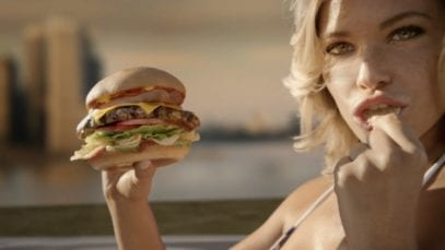 Carl's Jr.: The Most American Thickburger