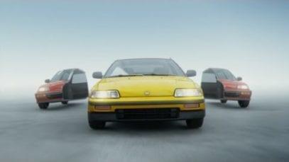 Honda: Great Thinking Inside