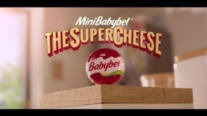Mini BabyBel: The super cheese
