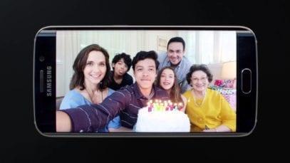 Samsung: Galaxy S6 Edge Vs iPhone 6