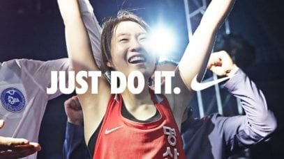 Nike Korea: Just Do It