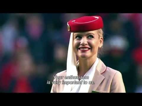 Emirates: Benfica Safety video