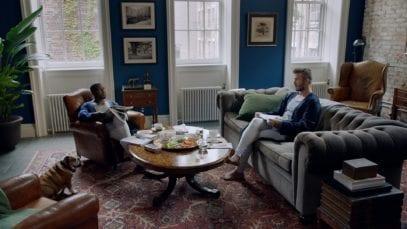 H&M: David Beckham and Kevin Hart