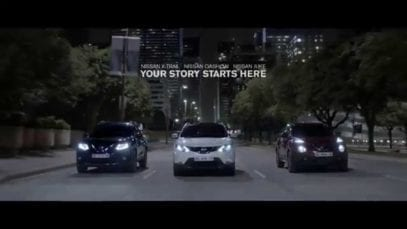 Nissan: Your story starts here