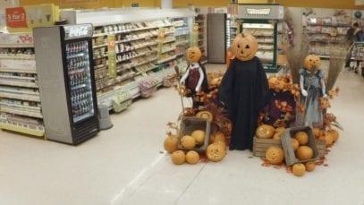 Tesco: Halloween Spookermarket