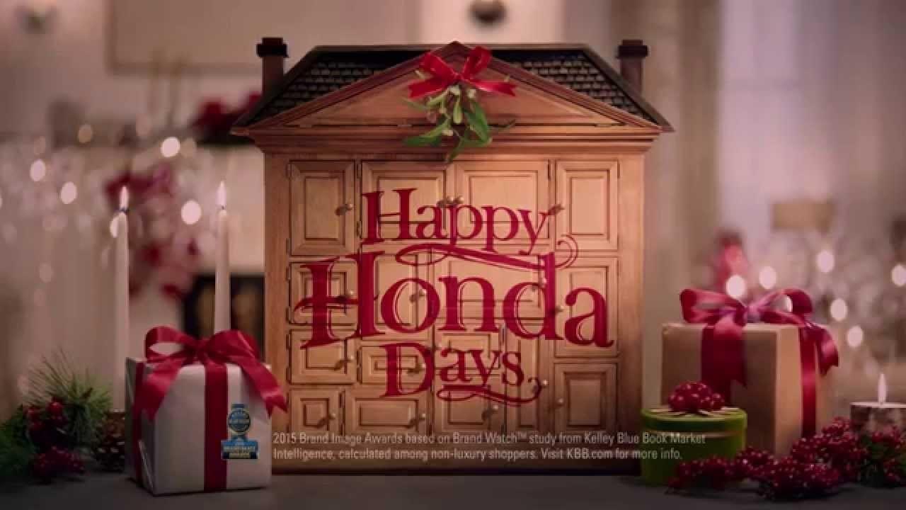 Honda: Miniature wooden house