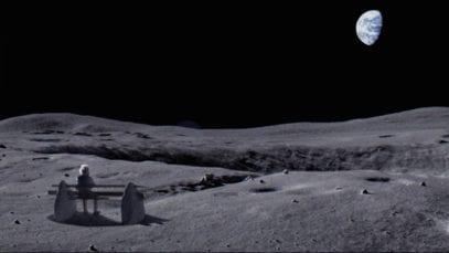 John Lewis: The Man on The Moon