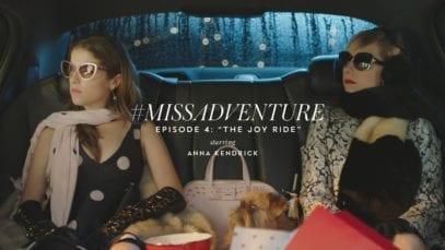 Kate Spade: Anna Kendrick and Zosia Mamet