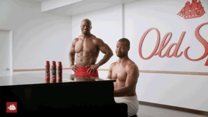 Old Spice: Truce