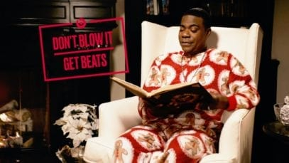 Beats by Dre: Christmas miracle with Tracy Morgan