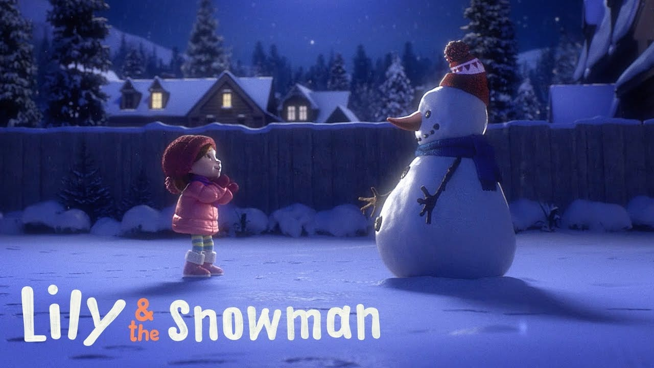 Cineplex Lily Amp The Snowman Daily Commercials