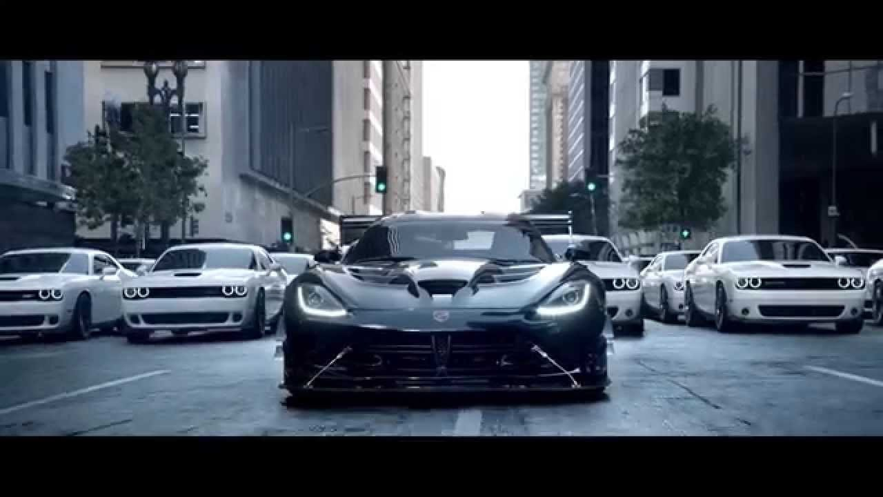 Dodge Star Wars The Force Awakens Daily Commercials