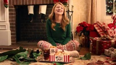 KFC: Christmas gifts