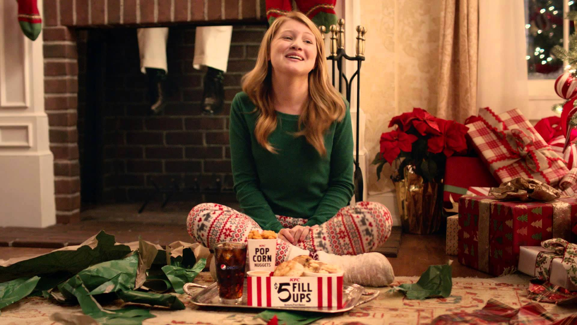 KFC: Christmas gifts - DAILY COMMERCIALS