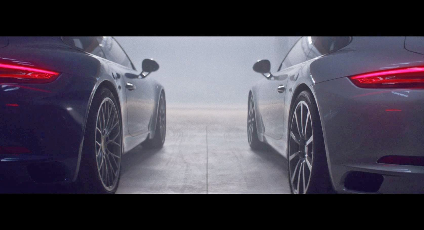 Porsche: Muhammad Ali Vs. Muhammad Ali