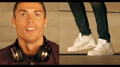 ROC Live Life Loud: Jingle Bells Cristiano Ronaldo Style