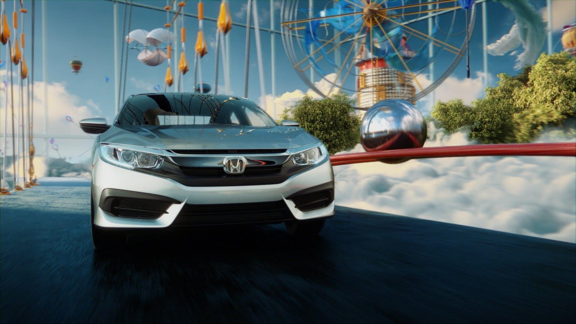 Honda: The Dreamer