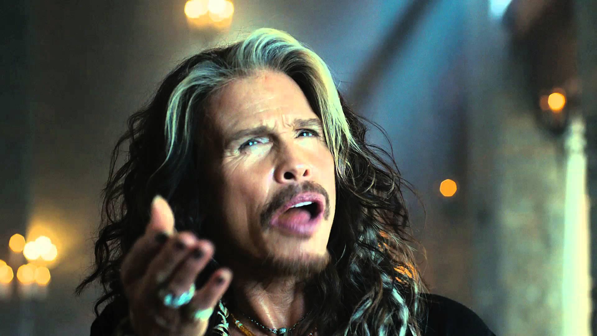 Skittles Steven Tyler Aerosmith Super Bowl 2016