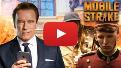 Machine Zone: Arnold Schwarzenegger