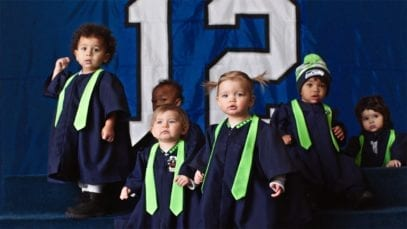 "NFL: ""Super Bowl Babies Choir"" feat. Seal"