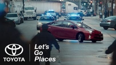 Toyota: The Longest Chase – Super Bowl 2016 Commercial