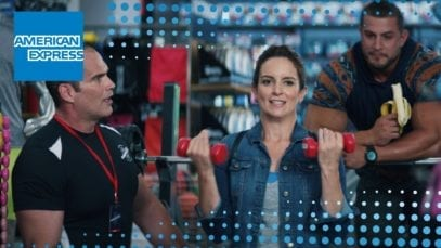 American Express: Tina Fey's Guide To Workout Gear