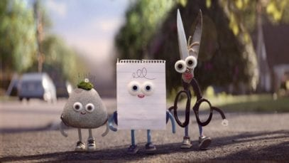 Android: Rock, Paper, Scissors