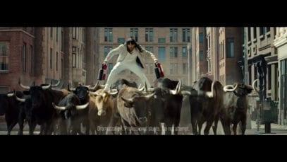 LG: Jason Statham Commercial