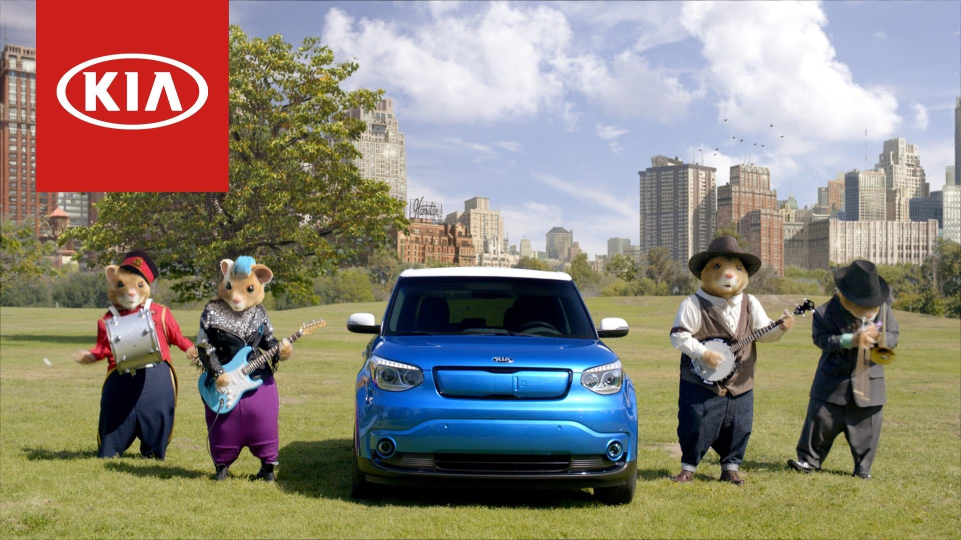 Kia: Hamsters -Share Some Soul